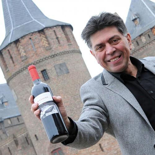 Argentinie Jose Belgerette, boek Tutti frutti, het succes van kleurrijk en ondernemend Nederland