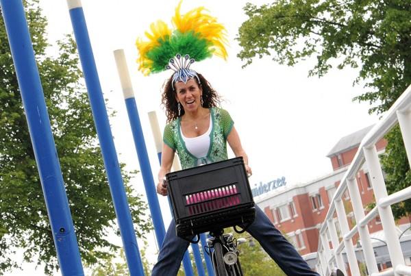 Brazilie Viviane de Laurenzio boek Tutti frutti, het succes van kleurrijk en ondernemend Nederland