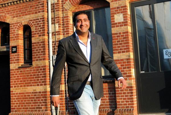 India Rishi Lodhia boek Tutti frutti, het succes van kleurrijk en ondernemend Nederland, geschreven door Saskia Maarse