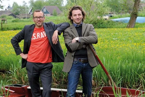 Italie Chino Tonin boek Tutti frutti, het succes van kleurrijk en ondernemend Nederland