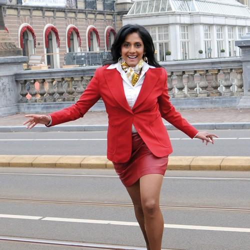 Suriname Nazima Ramdin, boek Tutti frutti, het succes van kleurrijk en ondernemend Nederland