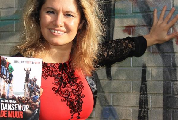 Bulgarije Maria Genova, boek Tutti frutti, het succes van kleurrijk en ondernemend Nederland