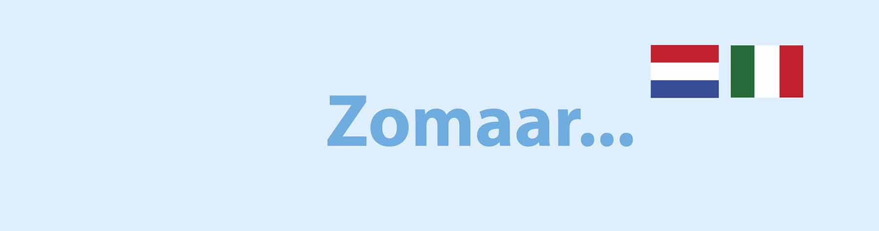 Zomaar… – Over individualisme vs. collectivisme