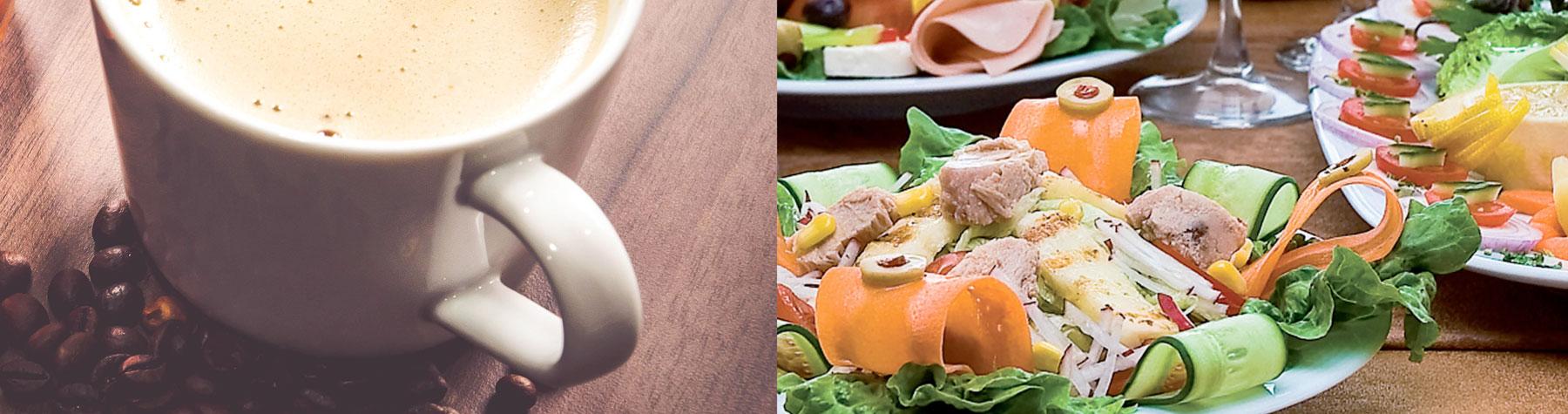 Nederlandse koffiecultuur versus wereldwijde eetcultuur