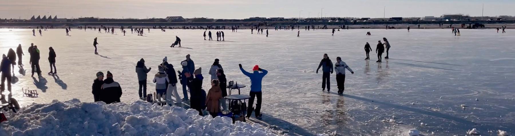 De schaatsgekte dit jaar: opwinding of opluchting?